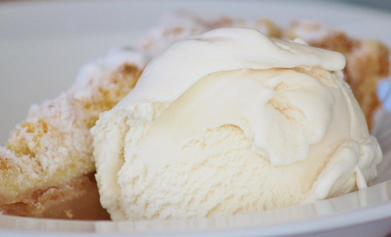 Мороженое из молока без яиц