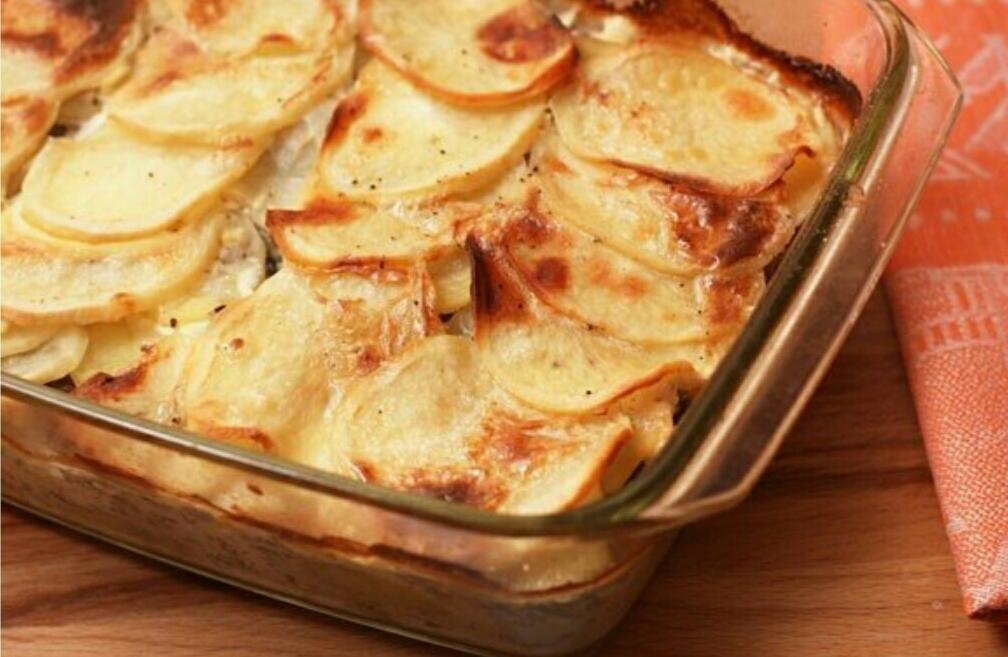Картофельная запеканка как сделать
