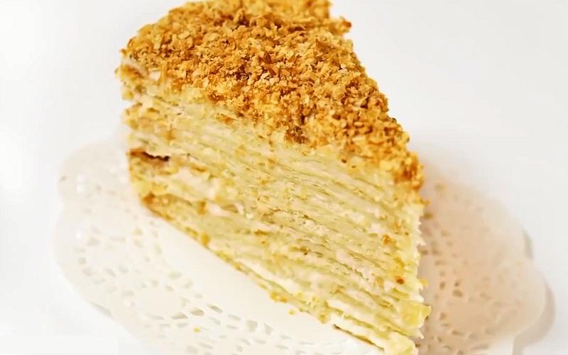 Наполеон торт
