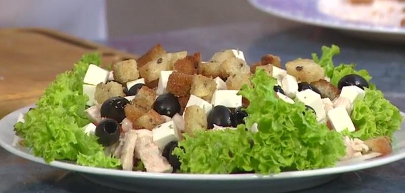 Греческий с курицей в домашних условиях рецепт  426