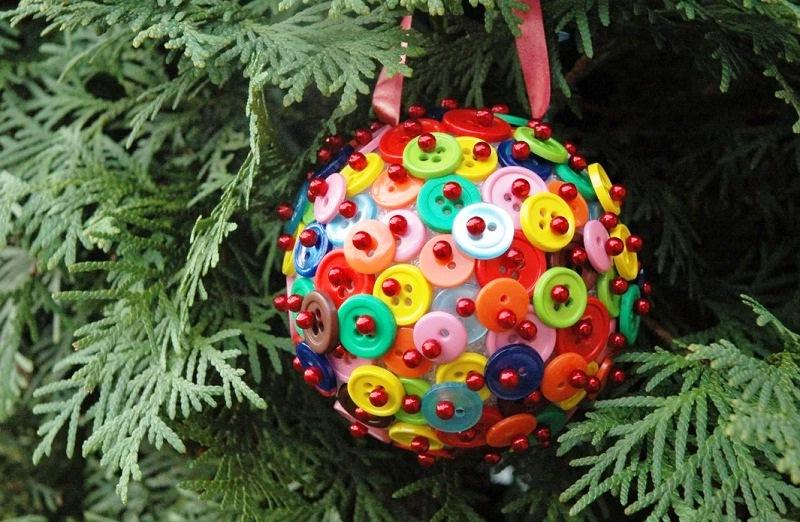 Лучшие игрушки на елку