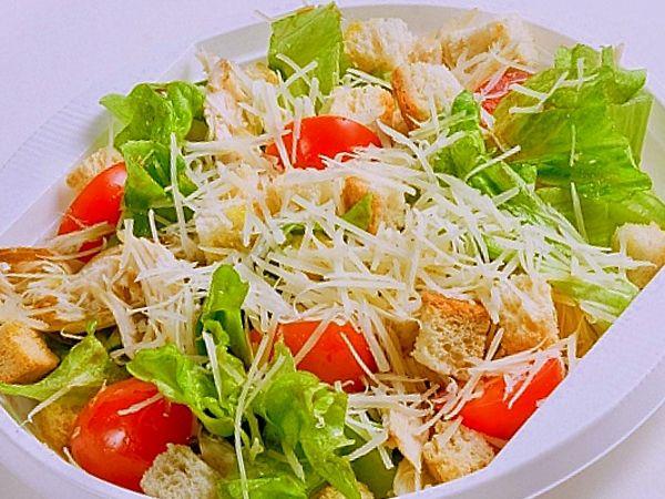 Рецепт салата цезарь классический в домашних условиях пошагово простые 98