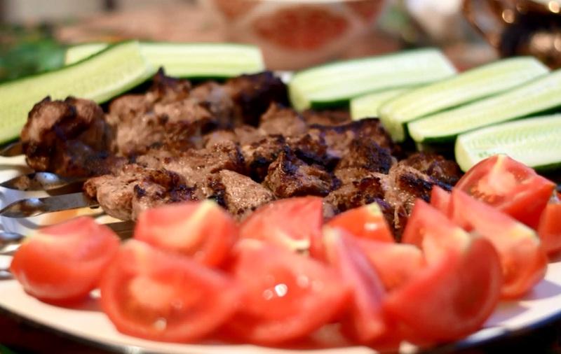 как замариновать мясо для шашлыка из свинины с уксусом