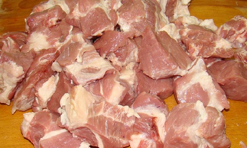 Лучшее мясо для шашлыка из свинины