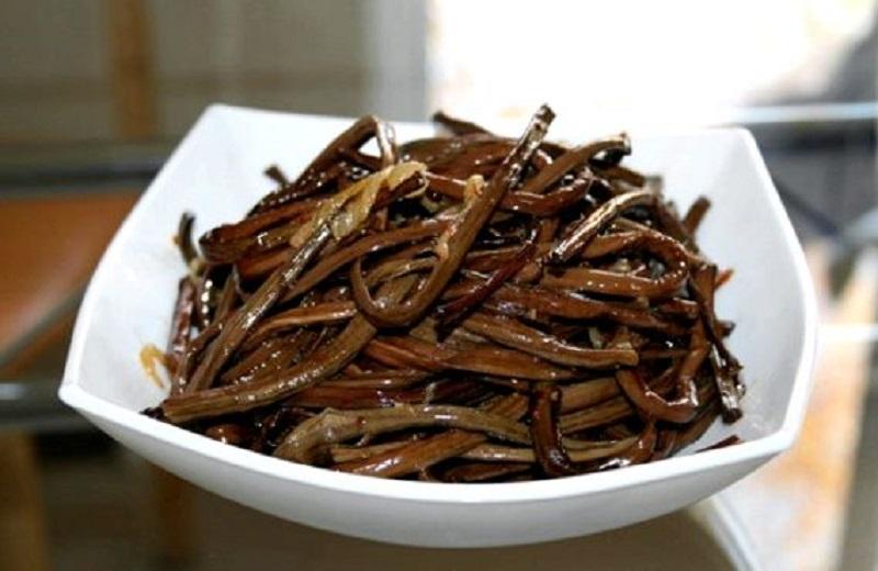 Папоротник Орляк: рецепты приготовления блюд из папоротника