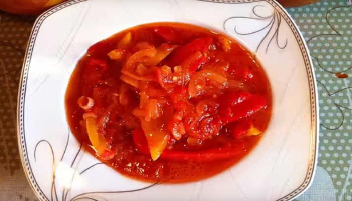 """Лечо из болгарского перца на зиму. Простые рецепты приготовления лечо """"Пальчики оближешь"""""""