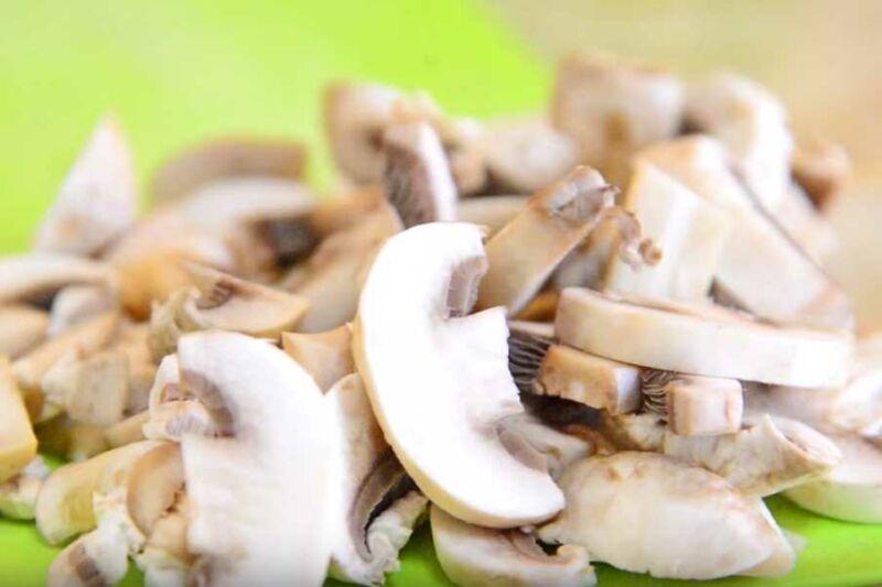 Жюльен с грибами - Классический рецепт - ХозОбоз