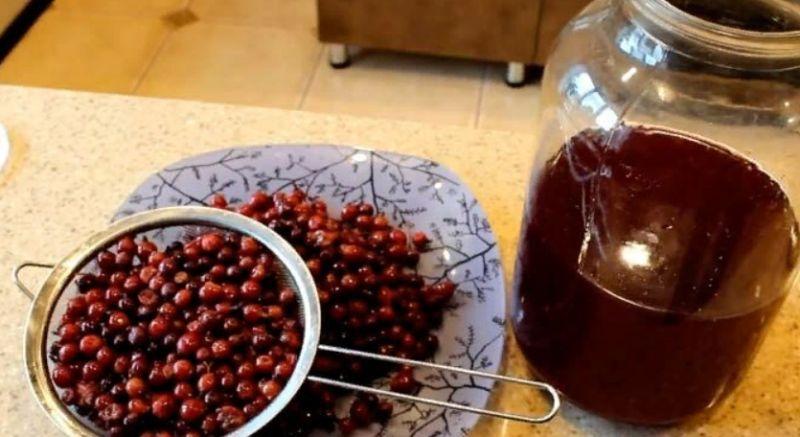 Наливка из смородины в домашних условиях рецепт