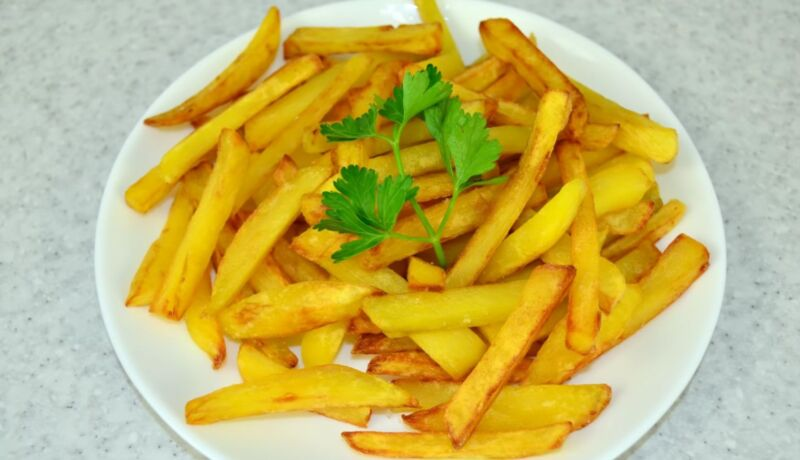 Картошка фри в домашних условиях — 5 рецептов домашней картошки фри