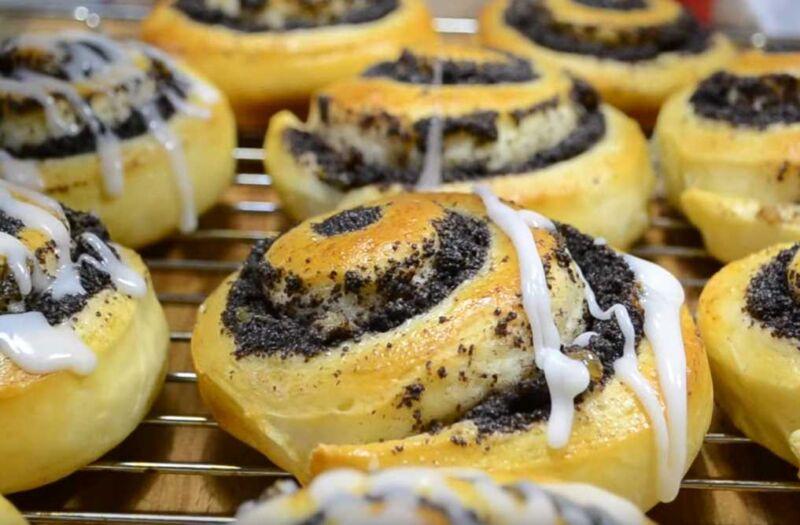 Булочки Синнабон — рецепты приготовления в домашних условиях