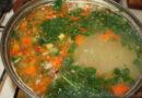 Суп с фрикадельками и рисом — самый вкусный рецепт