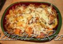 Фаршированный картофель с фаршем — рецепт приготовления в духовке