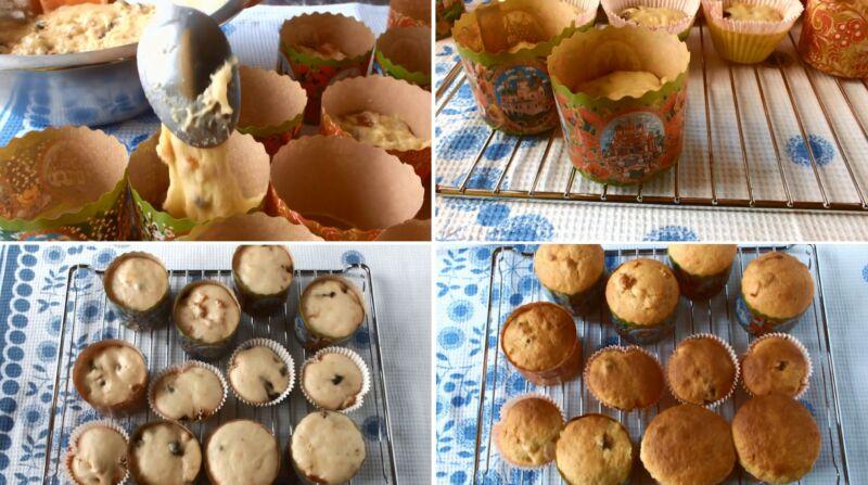 Куличи на Пасху — простые и вкусные