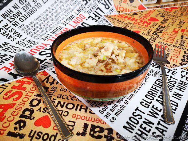 Дограма — туркменское блюдо