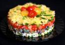 Салаты на Новый год 2022 (год Тигра) — простые и очень вкусные рецепты